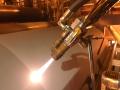 Paper machine roll coating