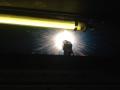 Paper machine roll metallization
